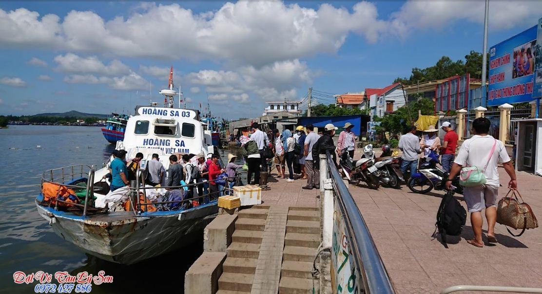 cảng sa kỳ