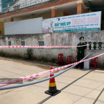 Riêng thôn An Vĩnh, xã Tịnh Kỳ, TP.Quảng Ngãi tiếp tục áp dụng Chỉ thị số 16 của Thủ tướng Chính phủ.